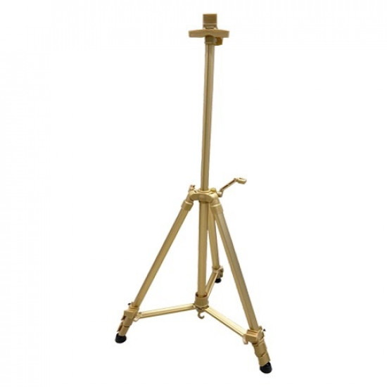 Aluminium Stand for Drawing Adjustable with Case Gold
