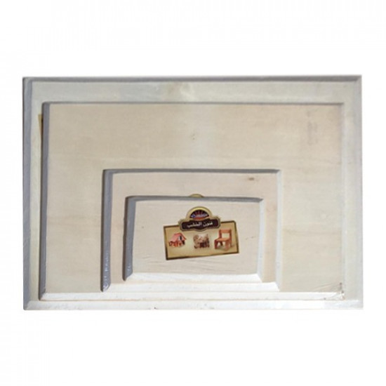 Wood Board Rectangle 10*15 cm Thick