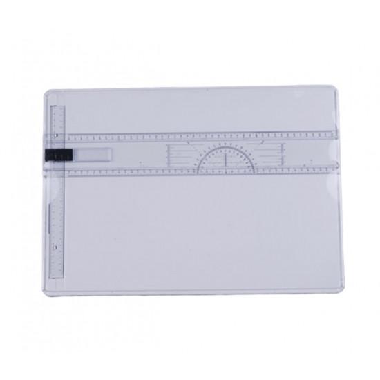 Drawing Board 47.5x33.5 cm A3 Plastic