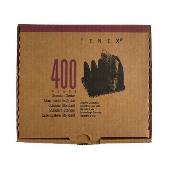 Office Paper Organizer Base TENEX Plastic Standard 17×21×16 Granite