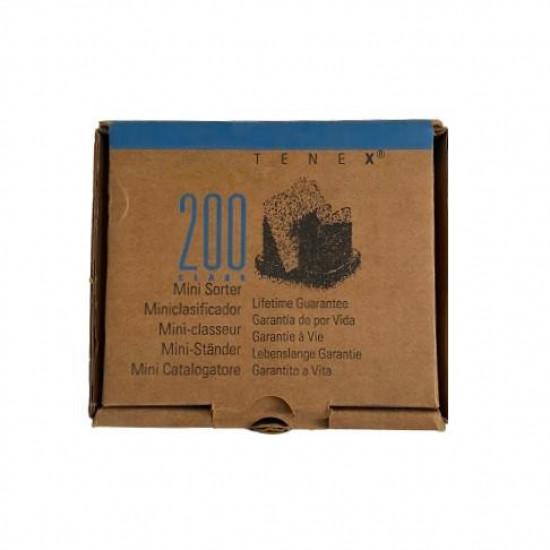Office Paper Organizer Base TENEX Plastic Small 12×10×9 Granite