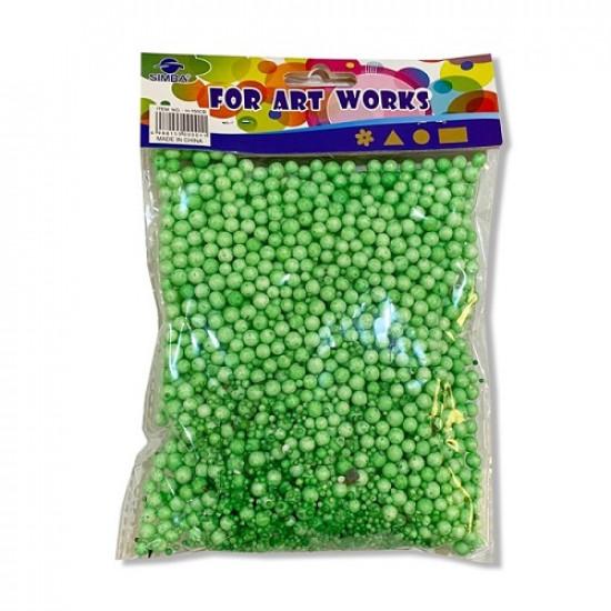 Big Green Cork Grains For Artwork And Gifts SIMBA