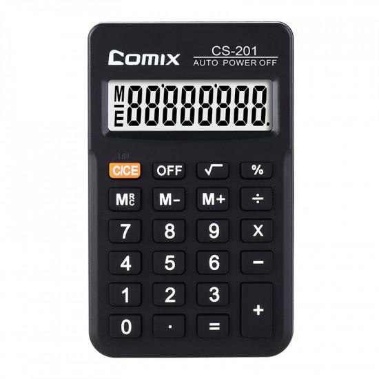 Pocket Calculator 8 Digits COMIX CS-102