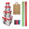 Gift Rapping Tools