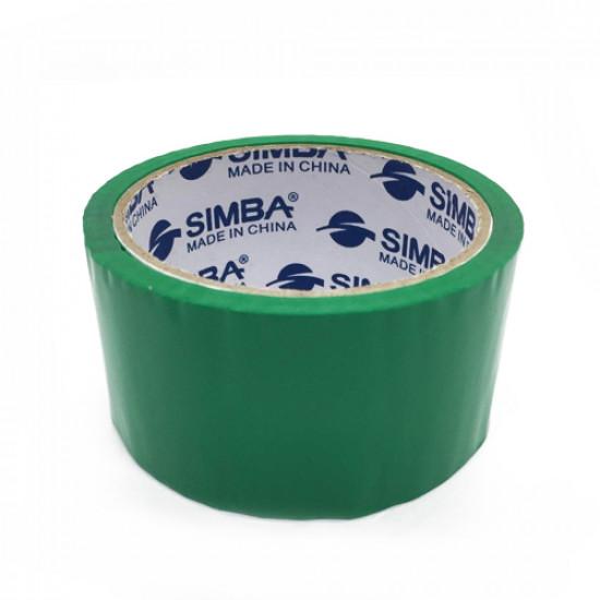 Plastic Tape SIMBA 2 Inch Green