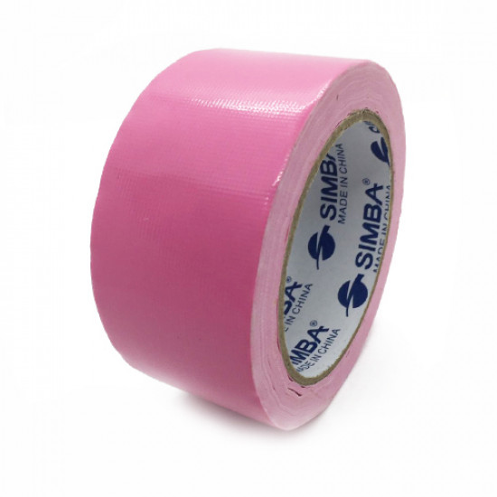 Cloth Tape SIMBA 2 Inch Pink