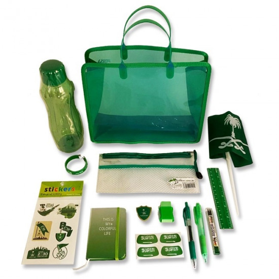 group of School kit for National Day