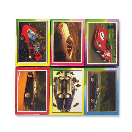 Mini Puzzle Set 6 Boxes Assorted Cars