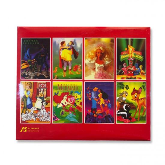 Puzzle Carton 32 Mini Boxes Assorted Disney