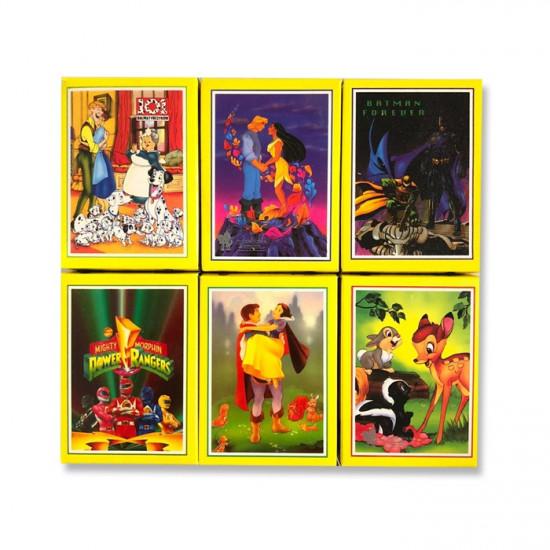 Mini Puzzle Set 6 Boxes Assorted Disney