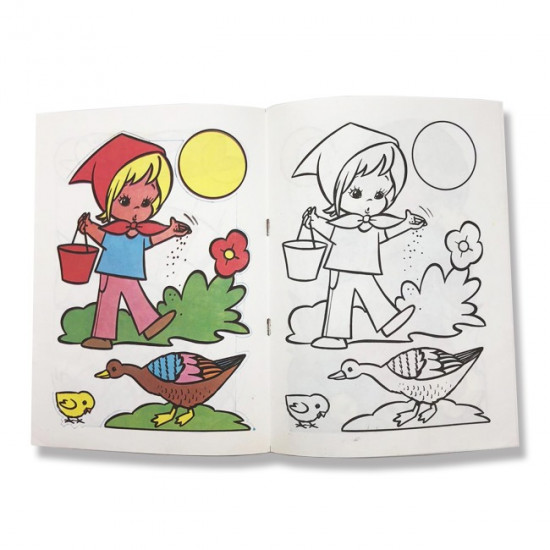Group Coloring Books Think And Color With Us With Colors