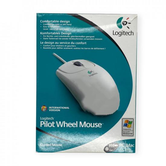 Pilot Wheel Mouse LOGITECH