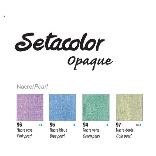 Seta Colors Suede Effect Pearl Pink 96 PEBEO 45 ml